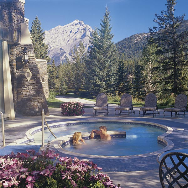 Ski Experience Fairmont Banff Springs Hotel