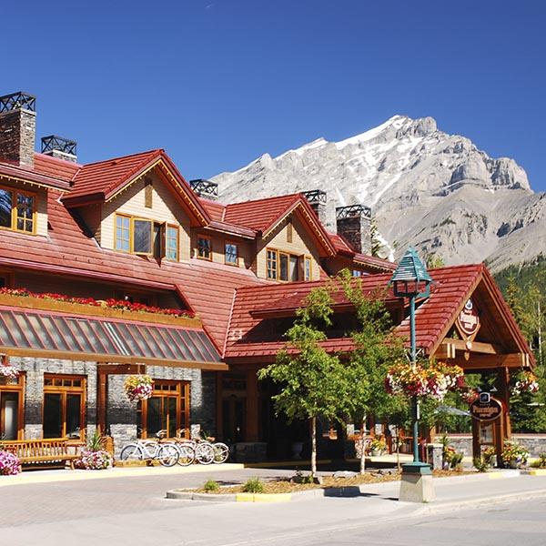 Banff Ski Experience Ptarmigan Inn Hotel