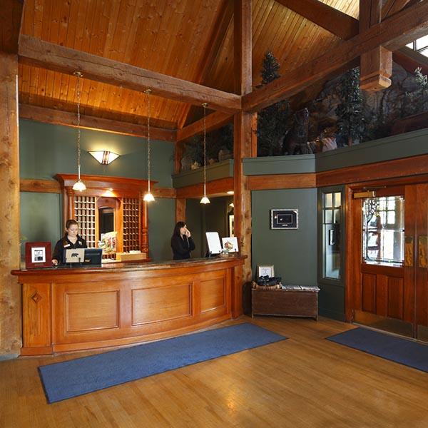 Banff Ski Experience Canadá Buffalo Mountain Lodge Hotel