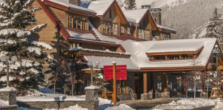 Banff Ptarmigan Inn Hotel